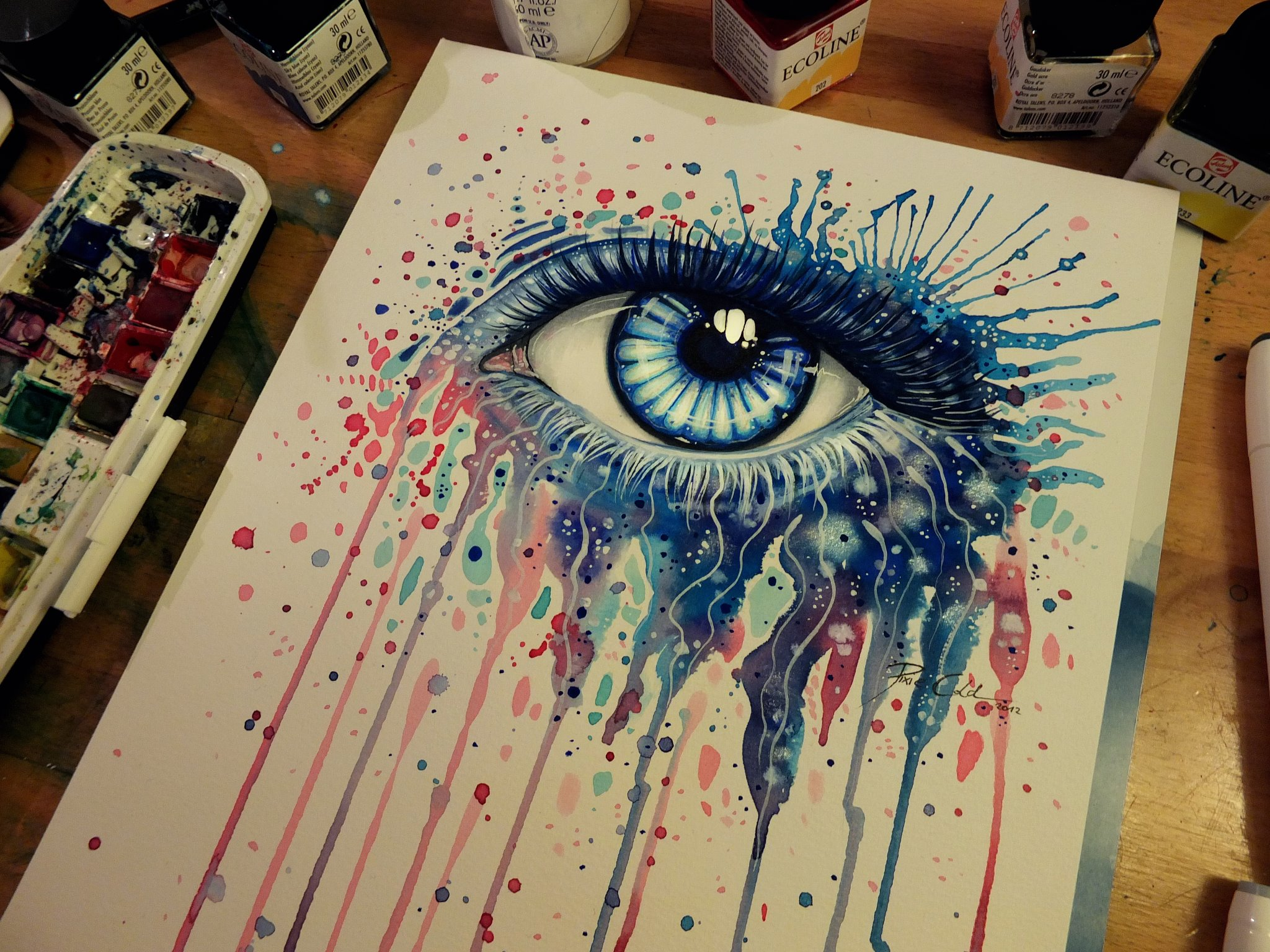 Amazing emessy creative works for Your paintings are amazing